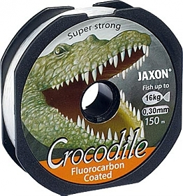 Леска Jaxon Crocodile Fluorocarbon Coated 150m 0,45mm\30kg в Калиниграде