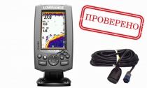 Эхолот Lowrance Hook-4x Mid/High